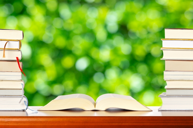 読書をしましょう